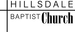 Hillsdale Baptist Church Sermon Audio