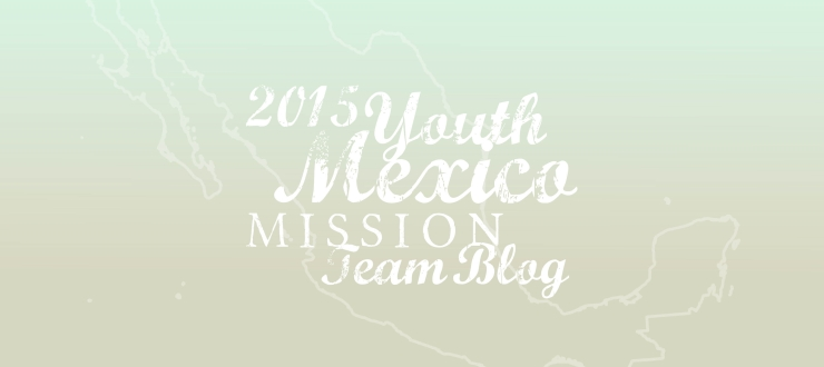 Header Image for 2015 Youth Mexico Team Blog