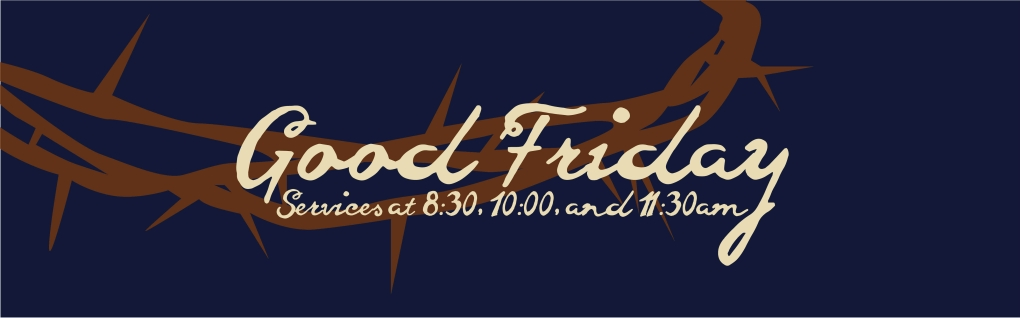 Good Friday 2106