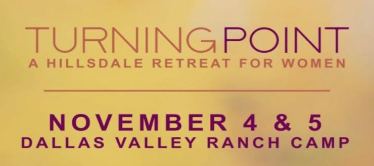 Header Image for Turning Point Women's Retreat